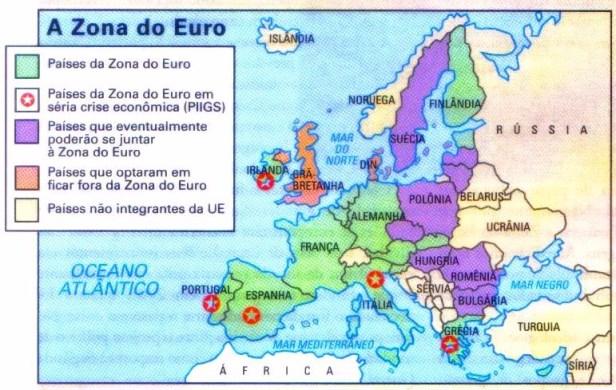 Euro países