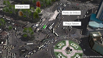 Parque Gezi1