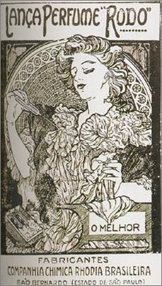 Carnaval lança-perfume