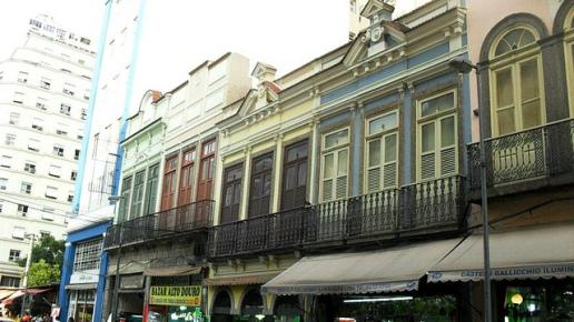 Centro Cultural da Bíblia, rua Buenos Aires 135
