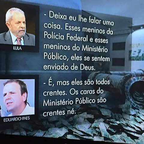 Lula e Paes